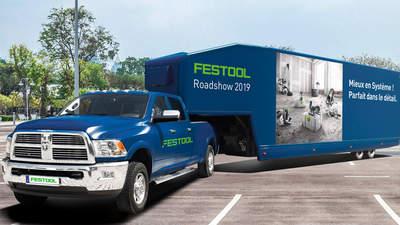 Festool Roadshow 2019